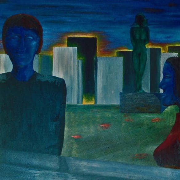Night On The City Fringes
